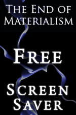 Free Screensaver based on Charles Tart's End of Materialism book made by Lawrence Digges